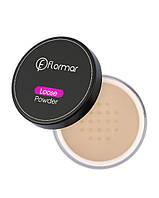 Рассыпчатая пудра для лица Flormar Loose Powder №001