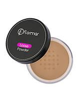 Рассыпчатая пудра для лица Flormar Loose Powder №006