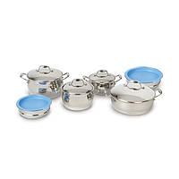 Набор посуды BergHOFF Zeno из 12 предметов  нерж сталь