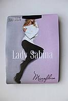 Женские капроновые колготки Lady Sabina, 100 DEN, 3 цвета