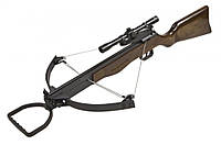 Арбалет винтовочного типа TDR-2005 N с прицелом