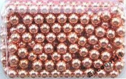 Шарики 4,5 мм для стрельбы ( рогатка ) 100 шт