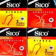 Презервативы Sico 72 шт - 24 пачки по 3 шт