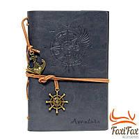 Оригинальный кожаный блокнот Aventura