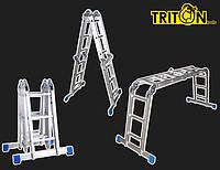 Стрем'янка-трансформер 4*3(с полкой) Triton tools TRITON tools 02-107-1