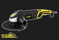 Угловая шлифовальная машина Triton-tools УШМ 230-2300