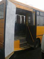 Переоборудование автобусов для перевозки лиц с ограниченными возможностями