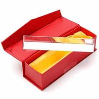 Призма оптическая стеклянная треугольная 15см