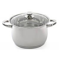 Набор посуды BergHOFF Vision Premium из 12 предметов нержавеющая сталь