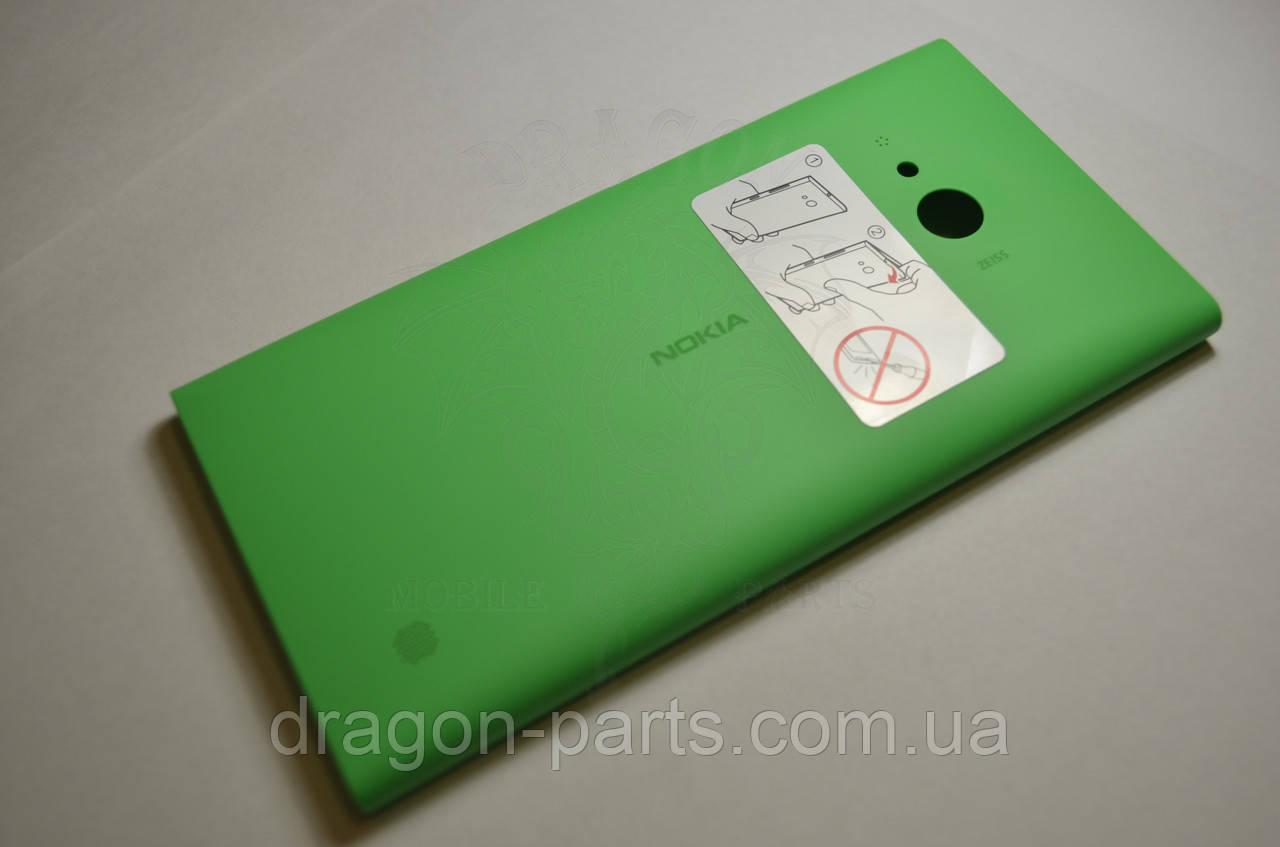 Задня кришка Nokia Lumia 730 зелена оригінал , 02507Z4