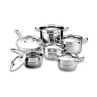 Набор посуды BergHOFF Hotel Line из 12 предметов нержавеющая сталь