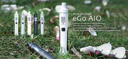 Обзор электронной сигареты JoyeTech eGo AIO