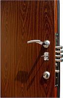 Двери входные, металлические, бронированные модель «Стандарт».