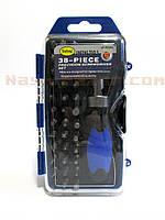 Набор прецизионных отверток jinfeng jf-90263 38 - piece precision scriver set
