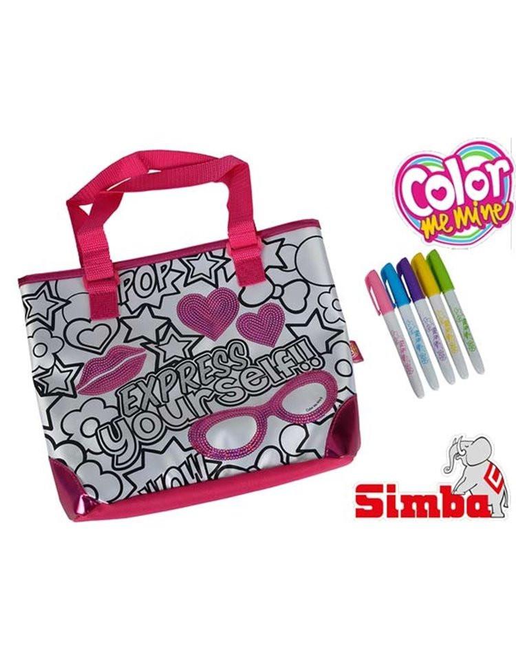 Сумка раскраска Color me mine Simba 6379157