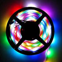 """LED лента светодиодная """"REN/RGB"""" Турция (35х28 SMD) 12V 2A 24W (1Roll/5м) IP65, фото 1"""