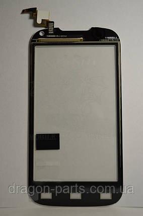 Тачскрин Nomi i401 Colt сенсорная панель белая ,оригинал, фото 2