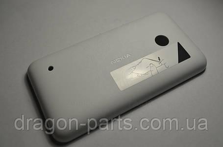 Задняя крышка  Nokia Lumia 530 белая оригинал , 02507L2, фото 2