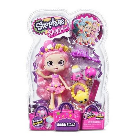 Ляльки пупси «Shopkins» (56161) Лялька Баблі Гам, з аксесуарами, фото 2