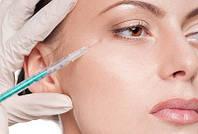 """Ботулинотерапия морщин во внешних уголках глаз (""""гусинные лапки"""")"""