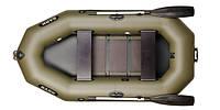 Лодка двухместная гребная Bark В-240С