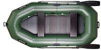 Лодка двухместная гребная, реечный настил, комплект Bark В-270