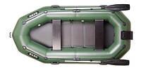 Лодка трехместная гребная Bark B-280NP