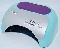 Сенсорная УФ CCFL + LED лампа для сушки ногтей на 48W