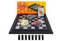 Шашки - шахматы (4 в 1) 8188-13