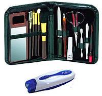 Эпилятор my twizze и набор для маникюра и макияжа N1