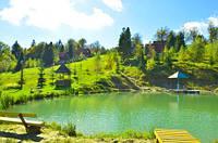 Летний отдых в Карпатах в горном отеле