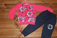 Детский спортивный костюм для девочки (2-8лет)дроп 225,розница 250грн