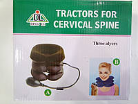 Тренажер для шеи TRACTORS FOR CERVICAL SPINE B7246