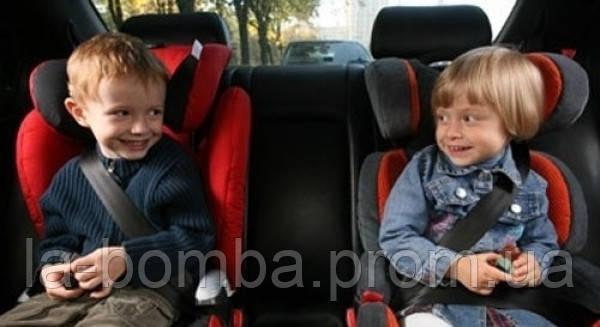 Автокресла для детей – лучшая защита на дорогах!