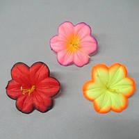Лен простой цветок искусственный Цена за уп - 1000 шт.