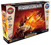 """Игровая миссия """"Огненный Вихрь"""" Robogear"""