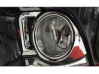 Хром галогенок на Toyota Highlander 2014+