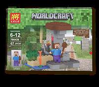 Конструктор LELE Minecraft 79042B
