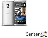 HTC 809d ONE MAX Silver 16GB CDMA+GSM двухстандартный 3G Смартфон
