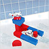 """Набор плавающих блоков для ванны """"Береговая Охрана - Лодка и вертолет"""" для детей от 3 лет ТМ Just Think Toys Микс 22091, фото 4"""