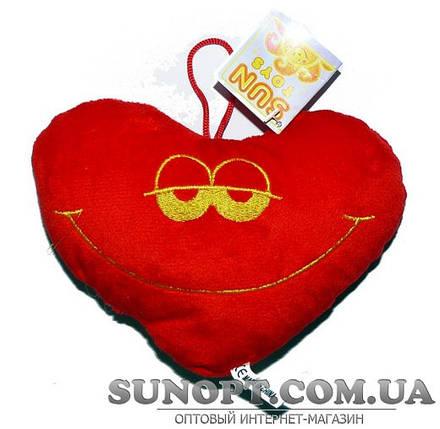 Мягкая игрушка Сердце A8-9632-2A, фото 2