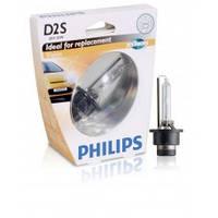 Ксенон D2S Philips Vision 85122VIS1 D2S 85V 35W 4600K P32D-2