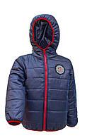Осенне / весенняя курточка для мальчика 3-11 лет (размер 98-140) PoliN line