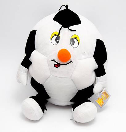 Мягкая игрушка мяч (размер: 25см) №1537-30, фото 2