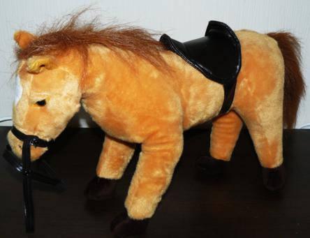 Мягкая игрушка Лошадка (22см) SP56006, фото 2