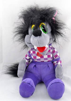 Мягкая игрушка Волк  32см №11160, фото 2