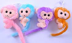 Мягкая игрушка-брелок Обезьяна №1253-527