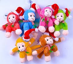 Мягкая игрушка-брелок Обезьяна №1253-517