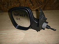 Зеркало механическое левое Citroen Berlingo 1 02-09 (Ситроен Берлинго), 8153 HL