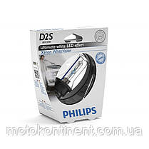 Ксенон D2S Philips Xenon WhiteVision  85122WHVC1 35W 5000К, фото 3